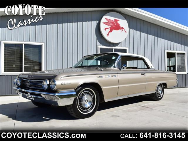 1962 Buick Invicta (CC-1393279) for sale in Greene, Iowa