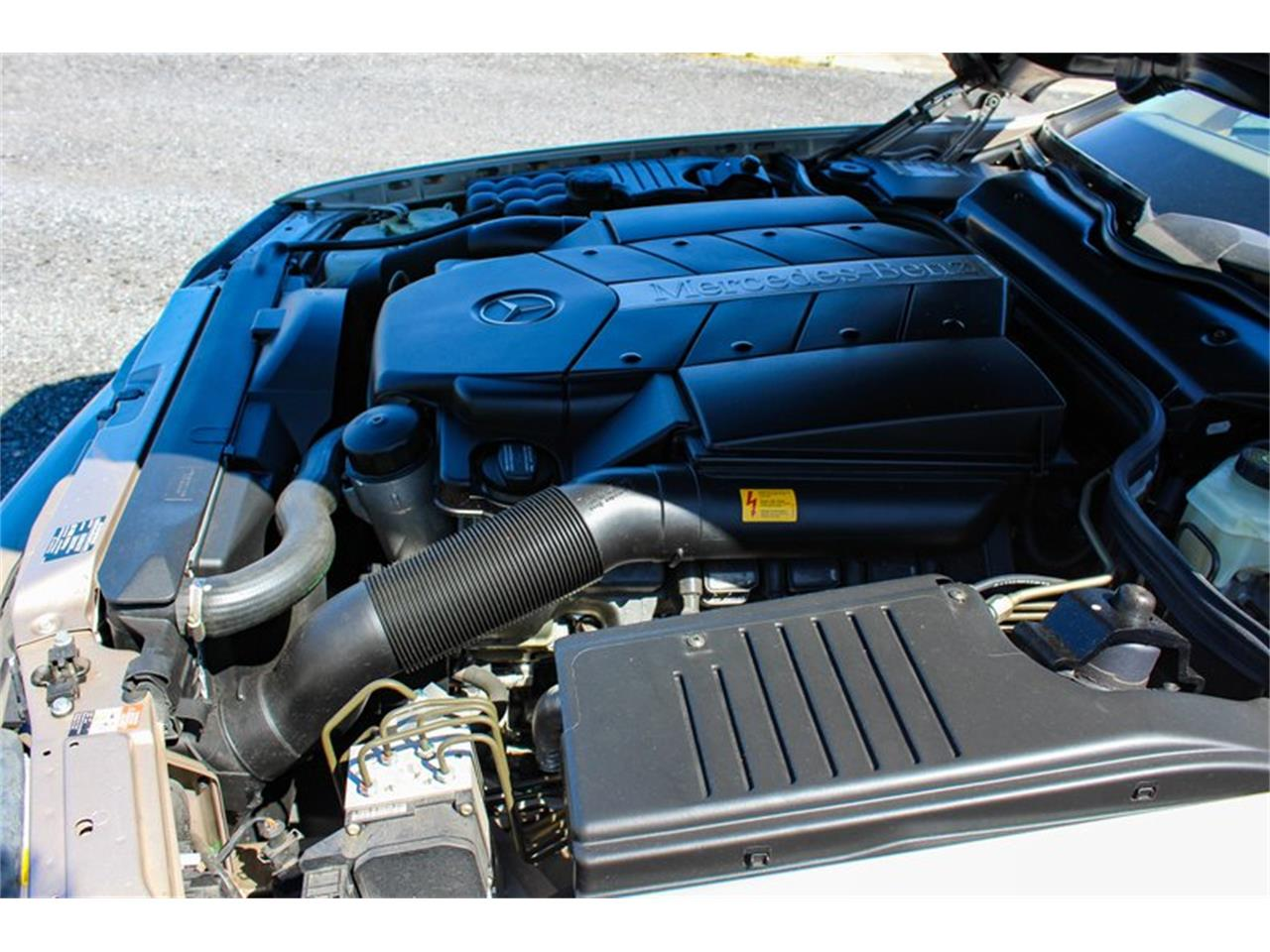 2000 Mercedes-Benz SL500 (CC-1390329) for sale in Saratoga Springs, New York