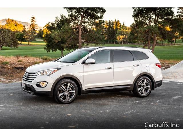 2016 Hyundai Santa Fe (CC-1393290) for sale in Concord, California