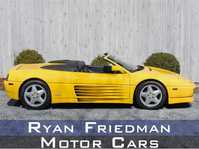 1995 Ferrari 348 (CC-1393298) for sale in Valley Stream, New York