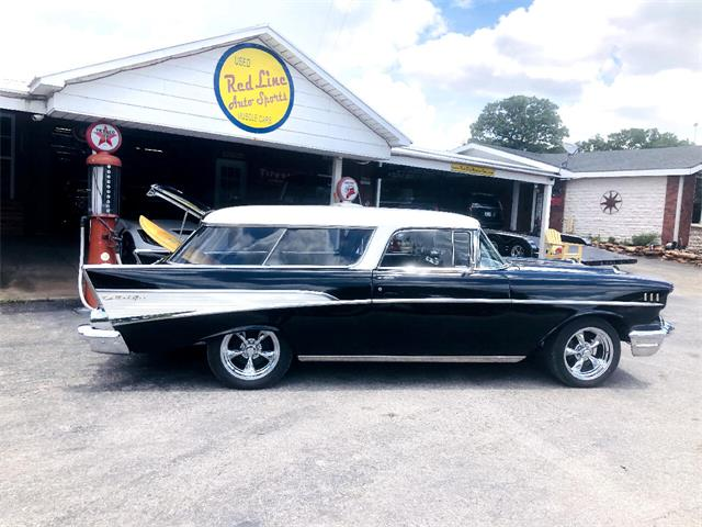 1957 Chevrolet Nomad (CC-1393302) for sale in Wilson, Oklahoma
