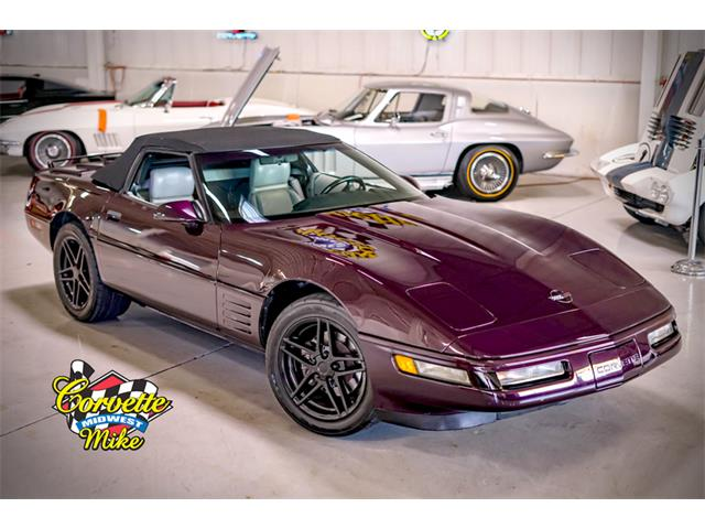 1993 Chevrolet Corvette (CC-1393314) for sale in Burr Ridge, Illinois