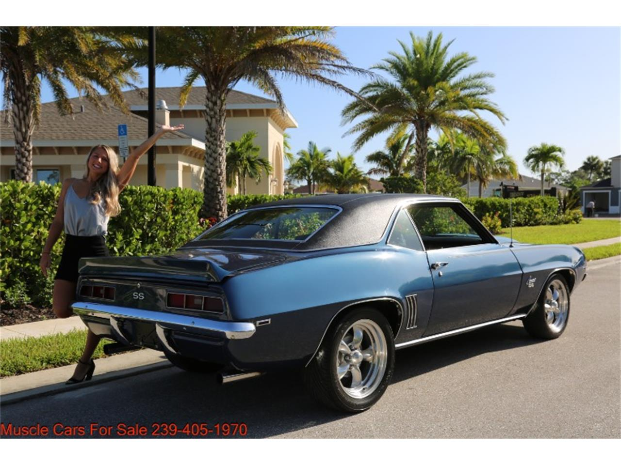 1969 Chevrolet Camaro (CC-1393317) for sale in Fort Myers, Florida