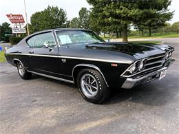 1969 Chevrolet Chevelle SS (CC-1393318) for sale in Paris , Kentucky
