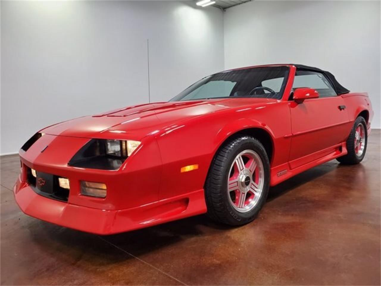 1991 Chevrolet Camaro (CC-1393321) for sale in Sioux Falls, South Dakota