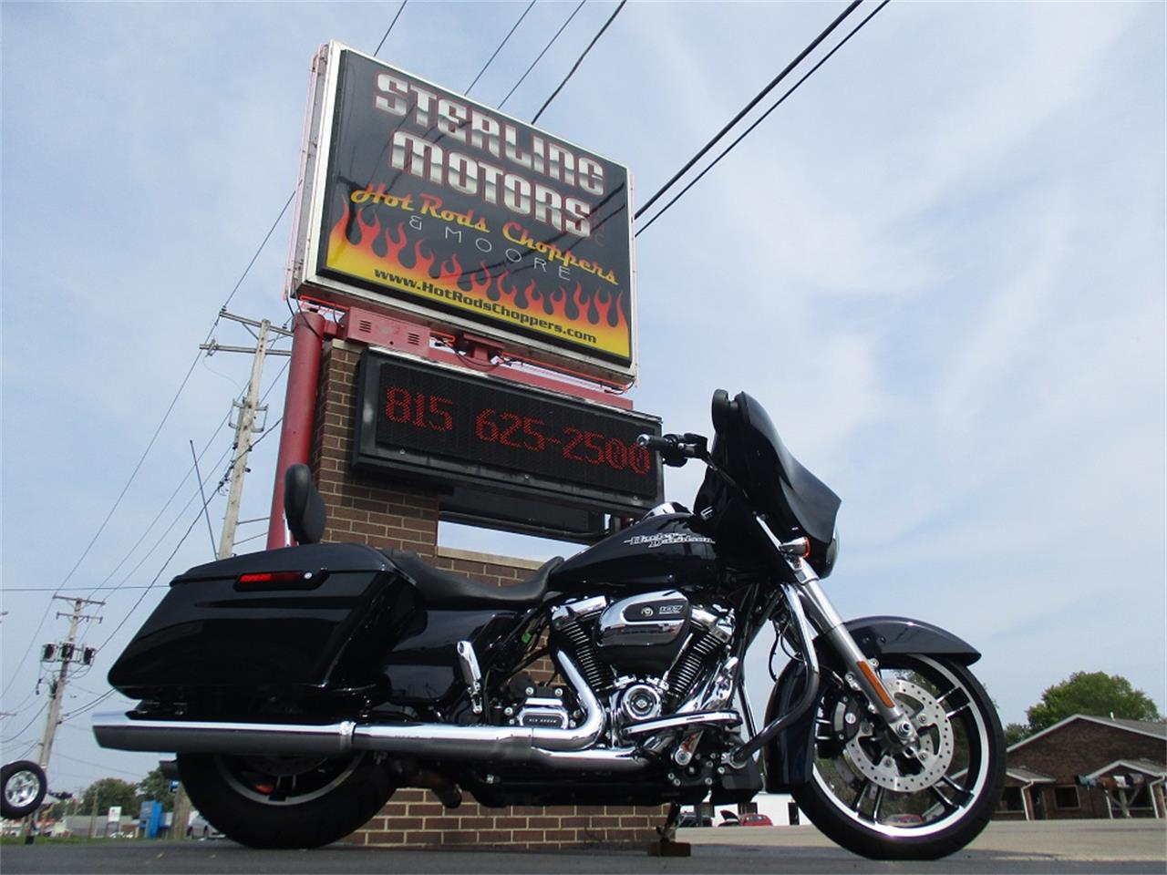 2019 Harley-Davidson FLHXS (CC-1393334) for sale in Sterling, Illinois