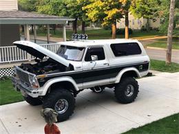 1978 Ford Bronco (CC-1393335) for sale in Romeo, Michigan