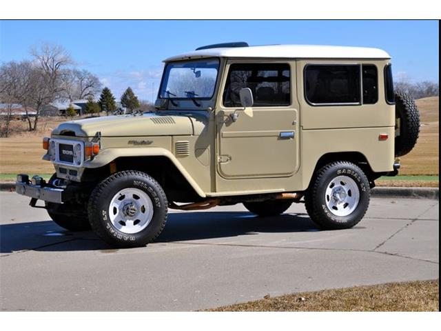 1980 Toyota Land Cruiser FJ (CC-1393339) for sale in Tulare, California