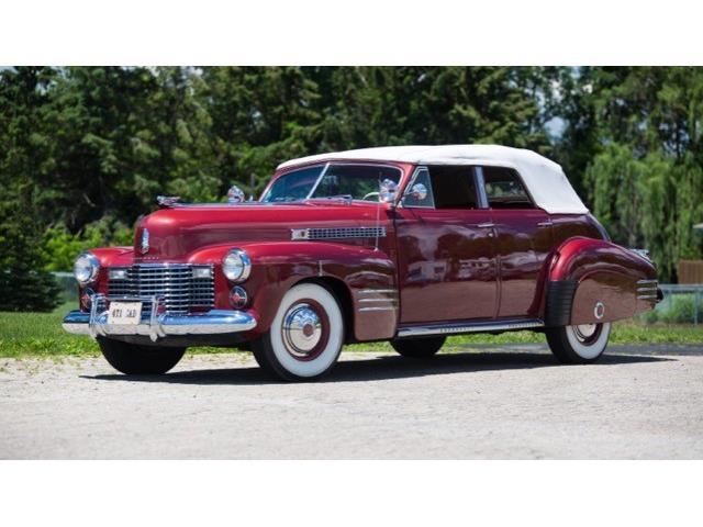1941 Cadillac 4-Dr Sedan (CC-1393346) for sale in Zion, Illinois