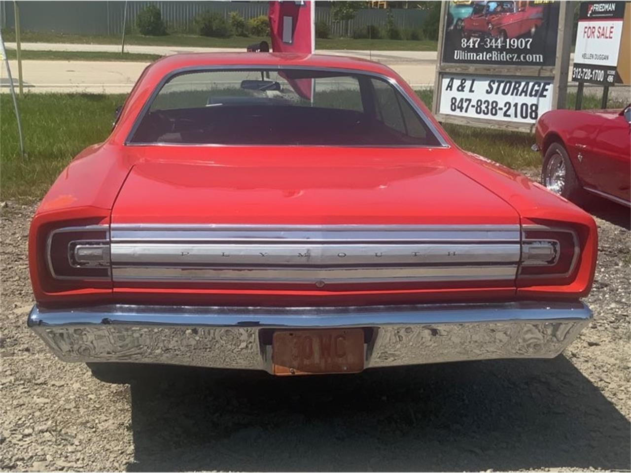 1968 Plymouth Road Runner (CC-1393349) for sale in Zion, IL