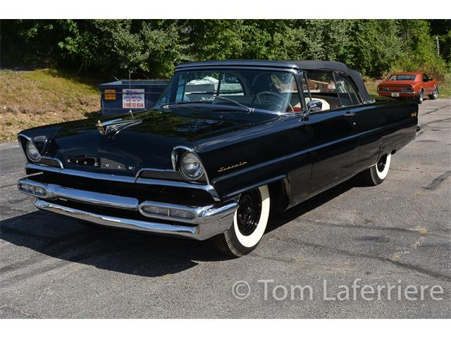 1956 Lincoln Premiere (CC-1393356) for sale in Smithfield, Rhode Island