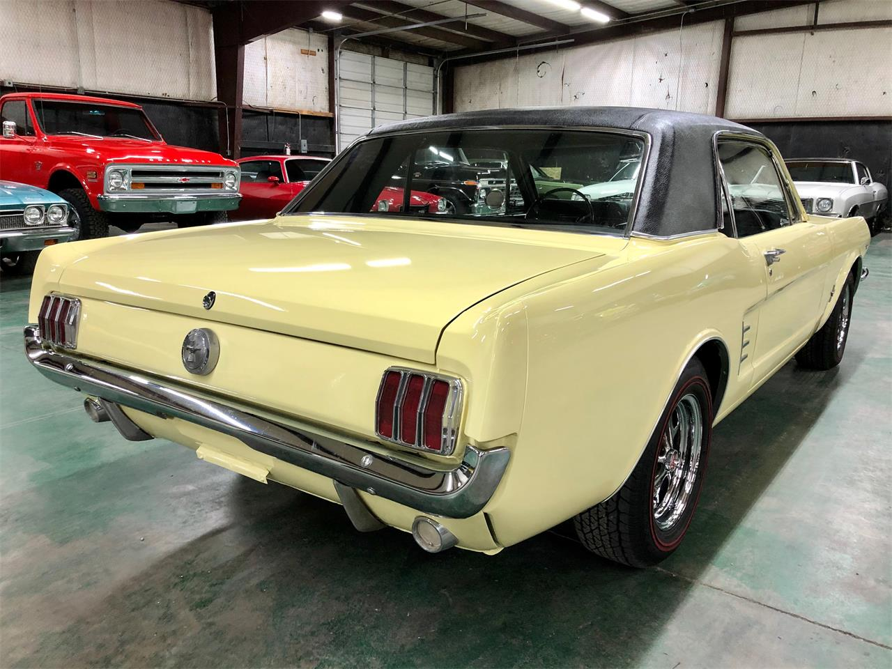 1966 Ford Mustang (CC-1393362) for sale in Sherman, Texas