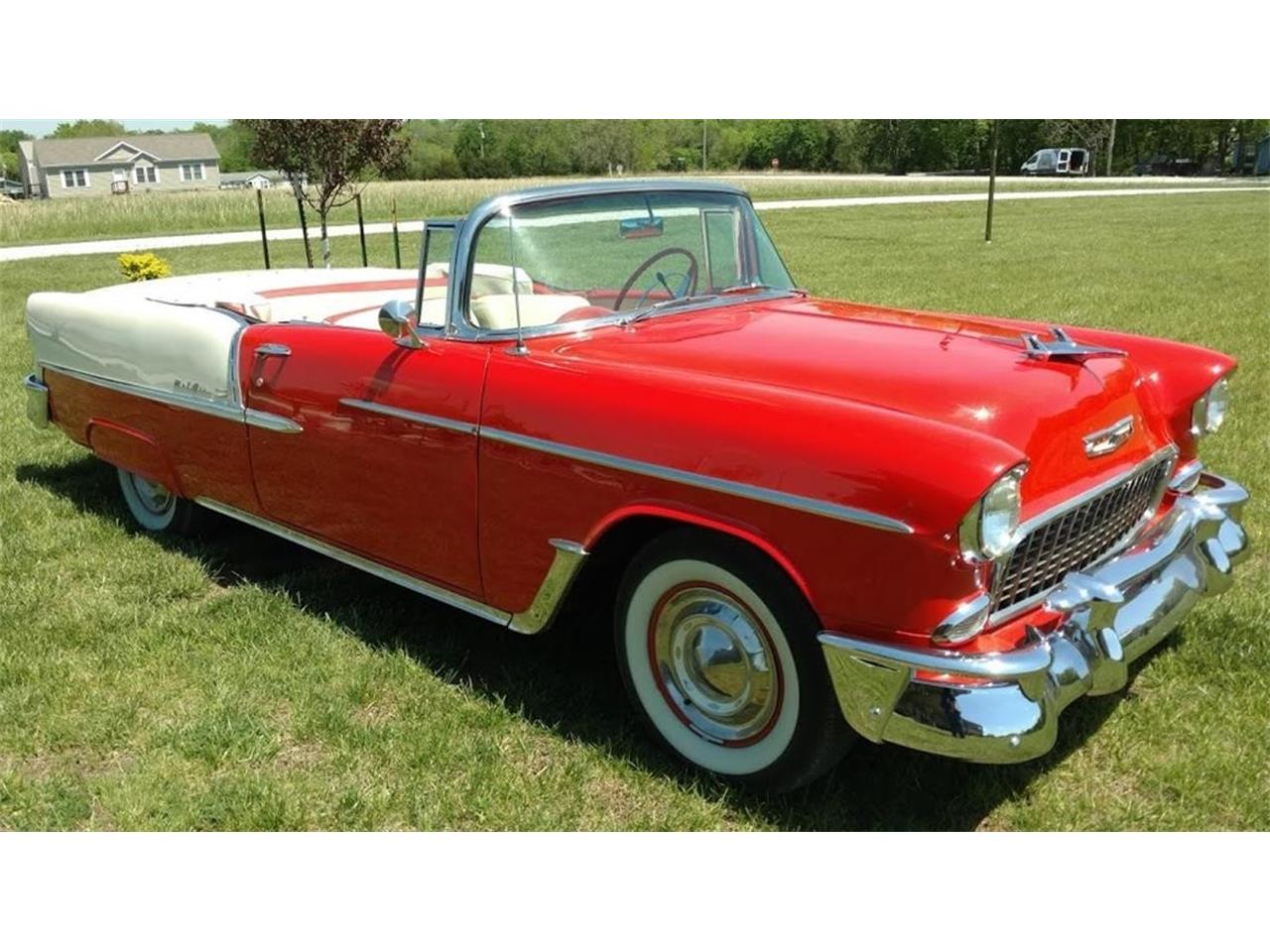 1955 Chevrolet Bel Air (CC-1393366) for sale in Linn Valley, Kansas