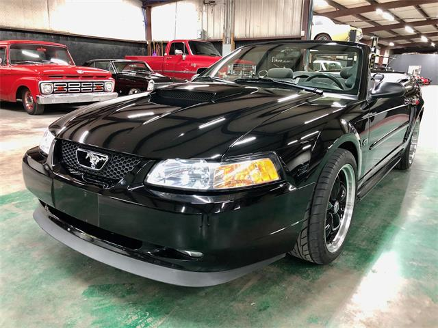 2000 Ford Mustang (CC-1393371) for sale in Sherman, Texas