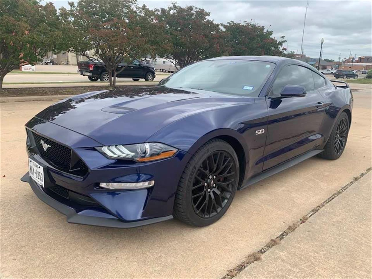 2019 Ford Mustang GT (CC-1393375) for sale in Denison, Texas