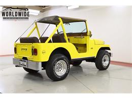1971 Jeep CJ5 (CC-1393405) for sale in Denver , Colorado