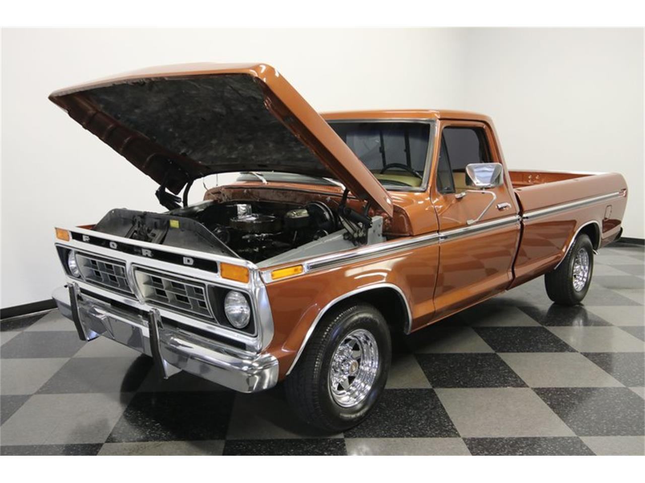 1977 Ford F100 (CC-1393412) for sale in Lutz, Florida