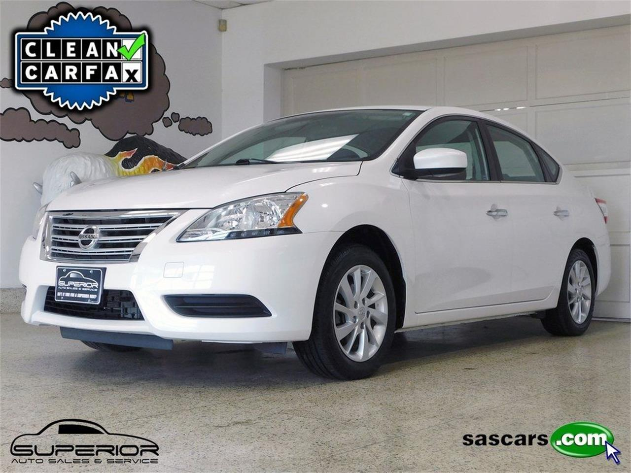 2015 Nissan Sentra (CC-1393415) for sale in Hamburg, New York