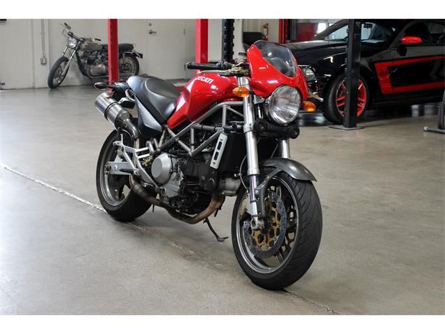 2001 Ducati Monster (CC-1390342) for sale in San Carlos, California