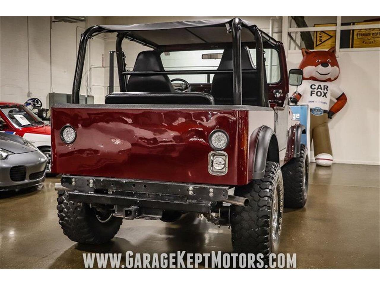 1977 Jeep CJ7 (CC-1393423) for sale in Grand Rapids, Michigan