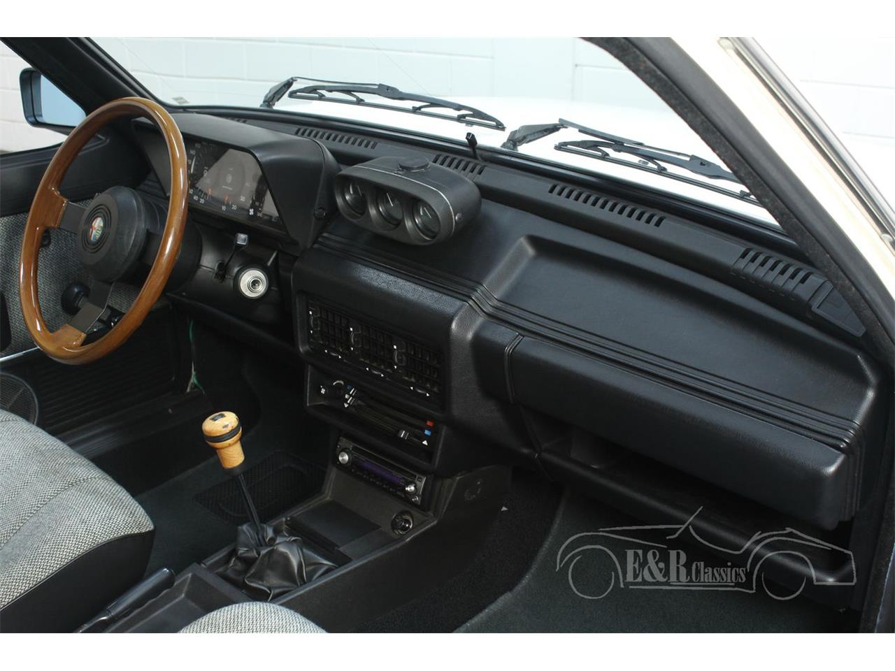 1982 Alfa Romeo Giulietta Spider (CC-1393440) for sale in Waalwijk, Noord-Brabant