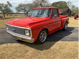 1971 Chevrolet C/K 10 (CC-1393460) for sale in Fredericksburg, Texas