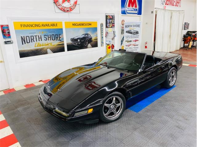 1992 Chevrolet Corvette (CC-1393464) for sale in Mundelein, Illinois
