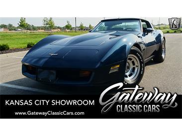 1980 Chevrolet Corvette (CC-1393475) for sale in O'Fallon, Illinois