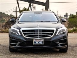 2016 Mercedes-Benz S550 (CC-1393476) for sale in Marina Del Rey, California