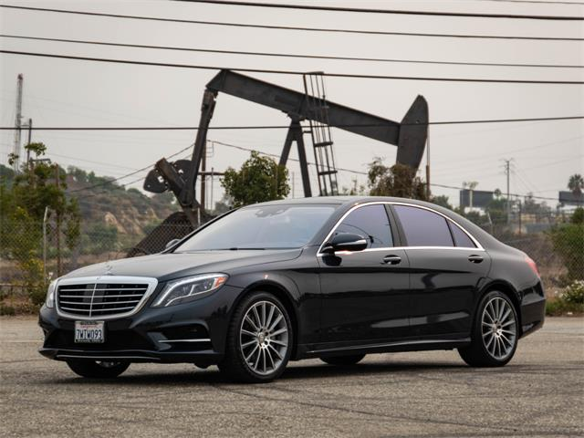 2016 Mercedes-Benz S550 (CC-1393476) for sale in Marina Del Rey, California