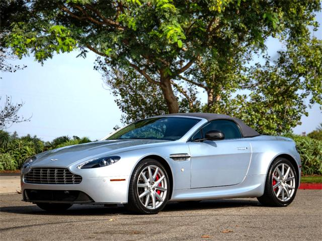 2014 Aston Martin Vantage (CC-1393478) for sale in Marina Del Rey, California