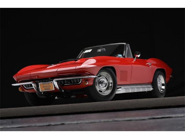 1967 Chevrolet Corvette (CC-1393486) for sale in Clifton Park, New York