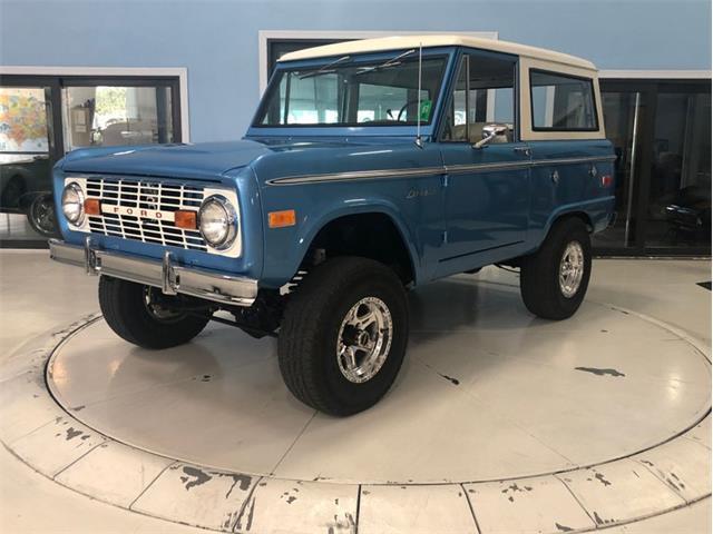 1974 Ford Bronco (CC-1393488) for sale in Palmetto, Florida