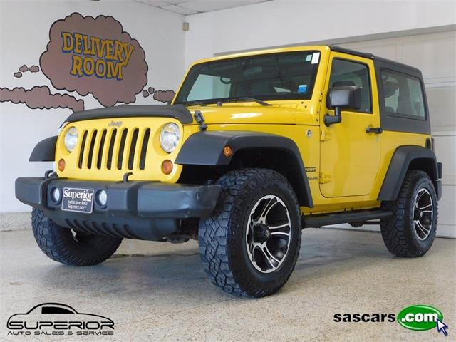 2011 Jeep Wrangler (CC-1390035) for sale in Hamburg, New York