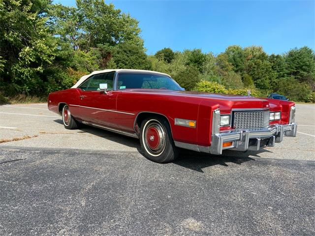 1976 Cadillac Eldorado (CC-1390350) for sale in Westford, Massachusetts