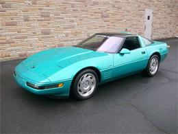 1991 Chevrolet Corvette ZR1 (CC-1393532) for sale in Carlisle, Pennsylvania