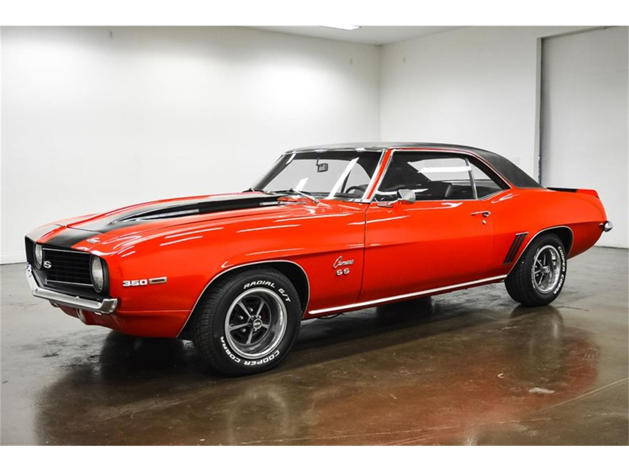 1969 Chevrolet Camaro (CC-1393542) for sale in Sherman, Texas