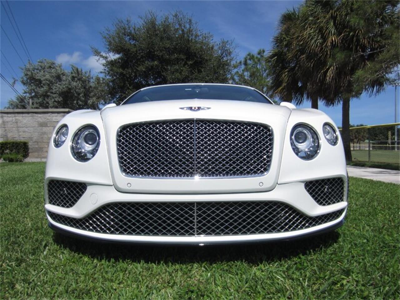 2016 Bentley Continental GT V8 S (CC-1393547) for sale in Delray Beach, Florida
