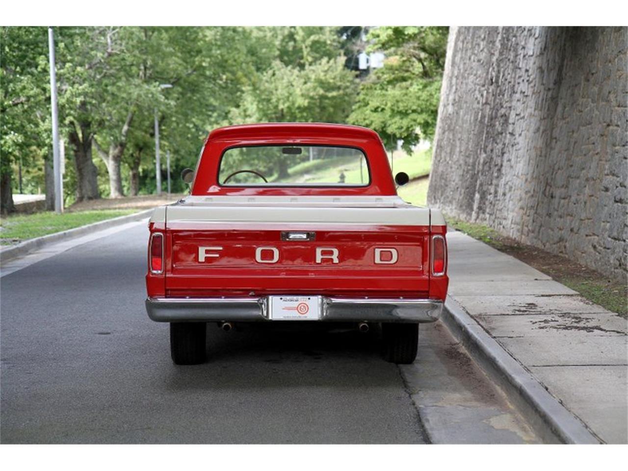 1966 Ford F100 (CC-1393551) for sale in Atlanta, Georgia
