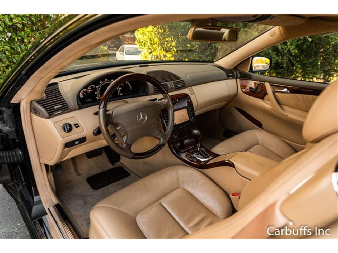 2004 Mercedes-Benz CL600 (CC-1393560) for sale in Concord, California