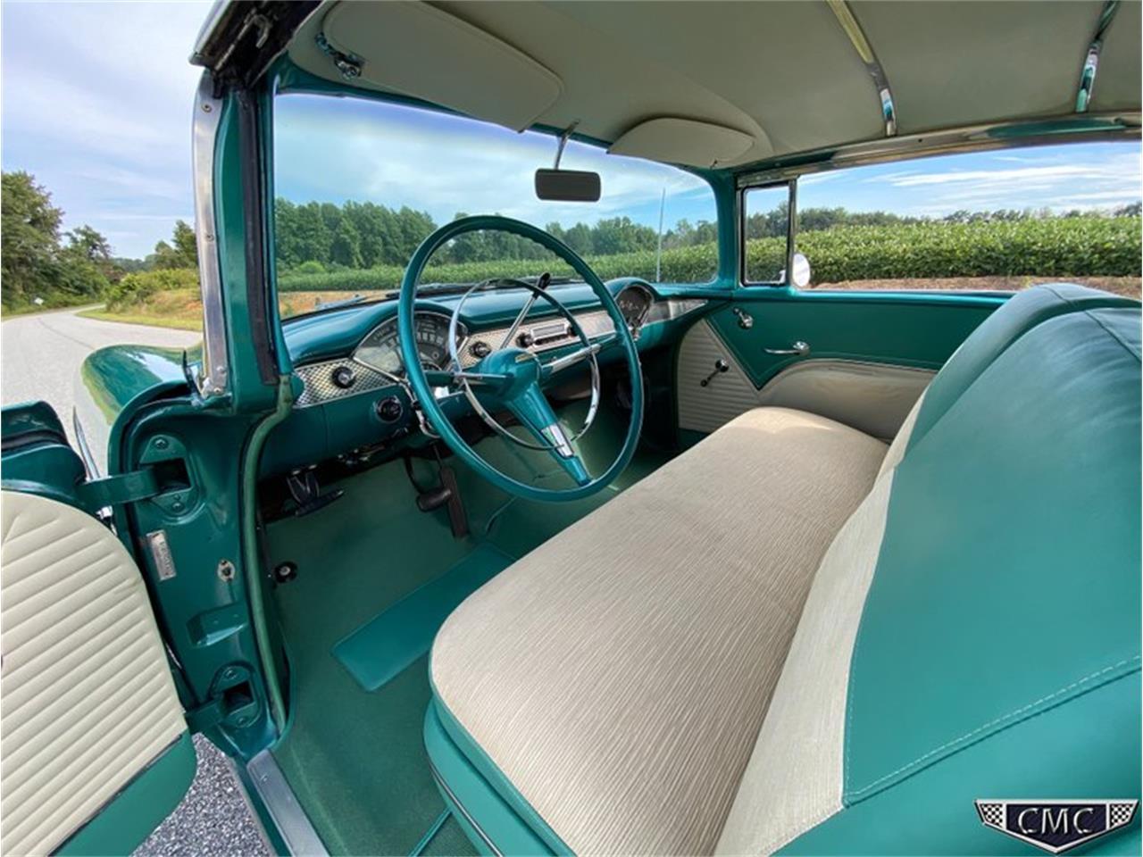 1955 Chevrolet Bel Air (CC-1393578) for sale in Apex, North Carolina