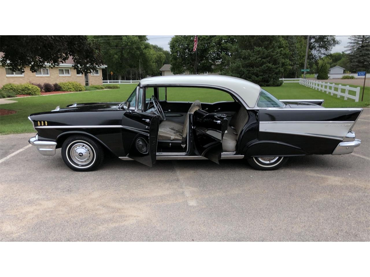 1957 Chevrolet Bel Air (CC-1393584) for sale in Maple Lake, Minnesota