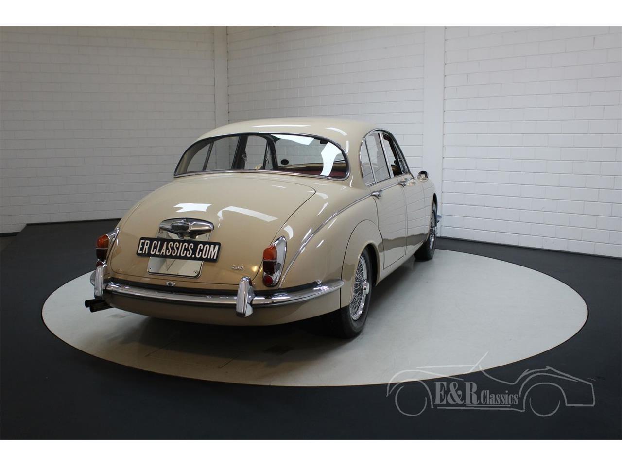 1968 Jaguar Mark II (CC-1393590) for sale in Waalwijk, Noord Brabant
