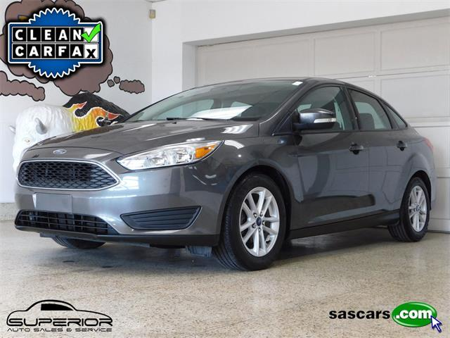 2016 Ford Focus (CC-1390036) for sale in Hamburg, New York