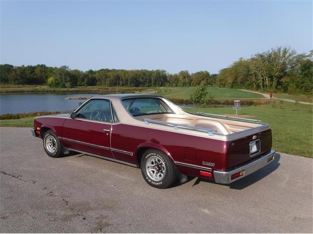 1987 Chevrolet El Camino (CC-1393604) for sale in Belton, Missouri