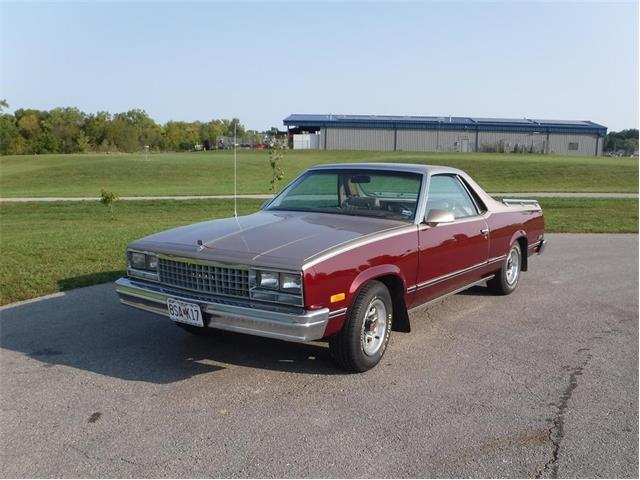 1987 Chevrolet El Camino (CC-1393604) for sale in Belton, Missouri