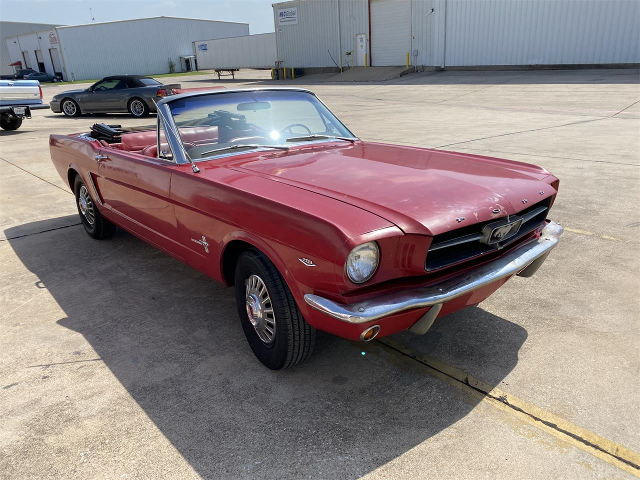 1965 Ford Mustang (CC-1393607) for sale in Denton, Texas