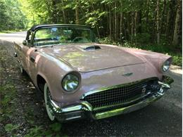 1957 Ford Thunderbird (CC-1390364) for sale in Saratoga Springs, New York