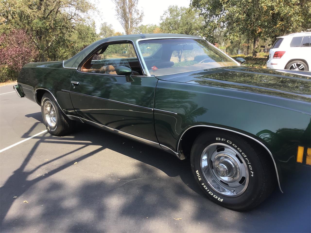 1975 Chevrolet El Camino (CC-1393642) for sale in Santa Rosa, California