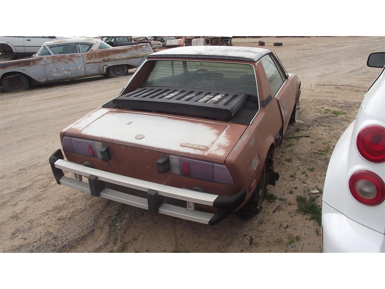 1975 Fiat X1/9 (CC-1393643) for sale in Phoenix, Arizona